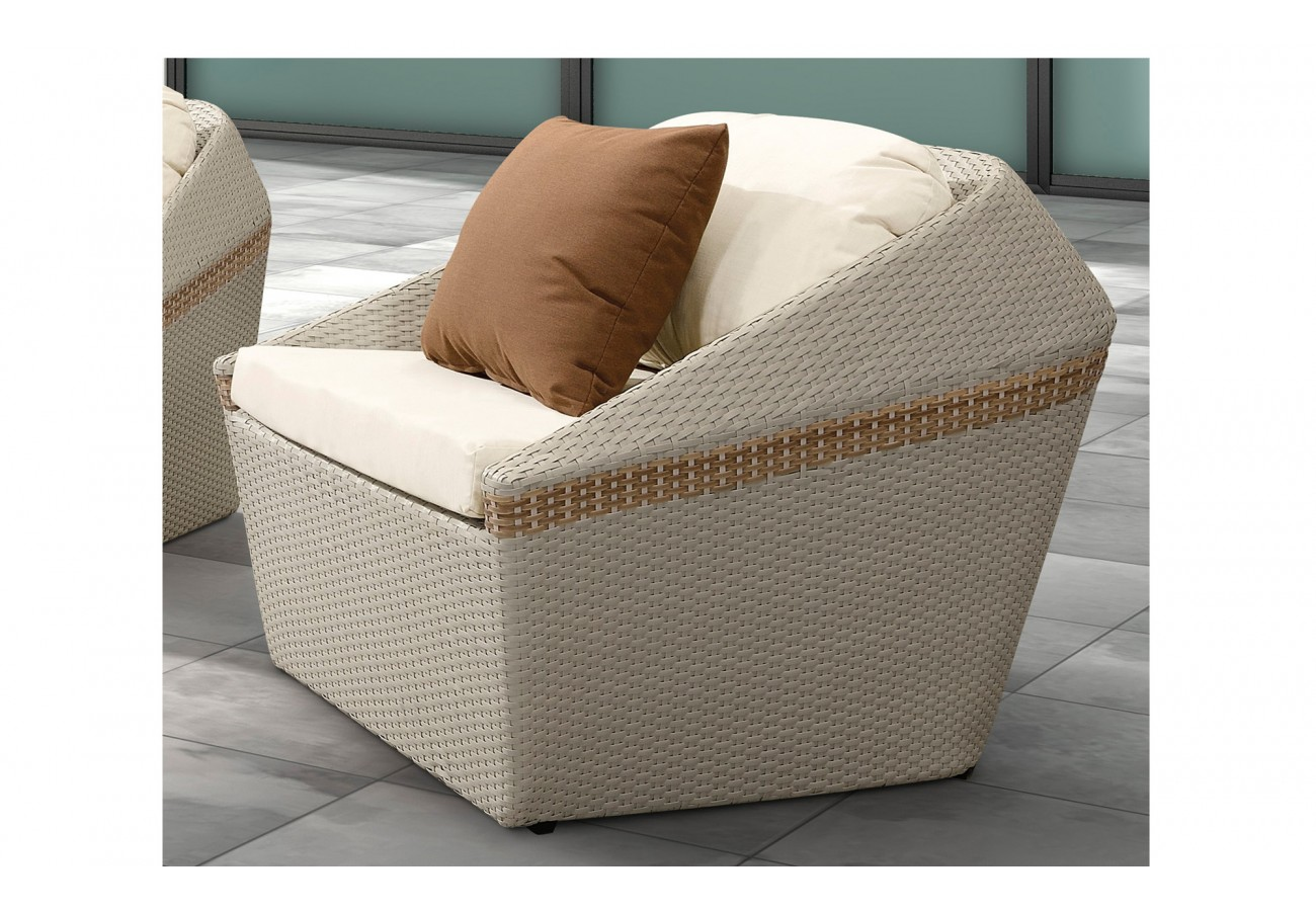 rattan garten lounge set small lugano nabytek. Black Bedroom Furniture Sets. Home Design Ideas