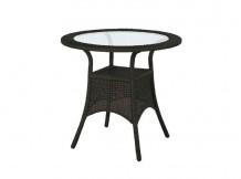 Ratanový stolek BERLIN oe76 cm